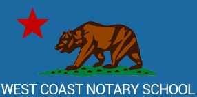 West Coast Notary School Small Logo